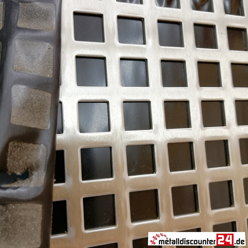 1,5mm dick Zuschnitt individuell auf Ma/ß NEU Stahl Verzinkt QG 10-15 Lochblech Edelstahl QG 10-15 beidseitig geschliffen//Alu RV 5-8 500 mm x 100 mm, ALU RV 3-5 Stahl Verzinkt RV 5-8